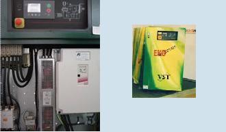 EKO VST Serisi Vidalı Kompresörler