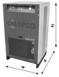 CALYPSO Basınçlı Hava Kurutucuları